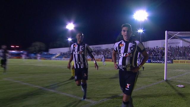 Aparecidense x Botafogo - Copa do Brasil 2018 - globoesporte.com ba599a0e49c45