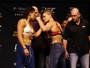 Amanda Nunes luta pelo estrelato contra Ronda Rousey no UFC 207