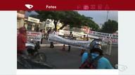 Manifestação fecha ponte de Guarapari na manhã desta sexta (16)