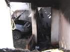 Mãe de criança morta em incêndio segue presa suspeita de abandono