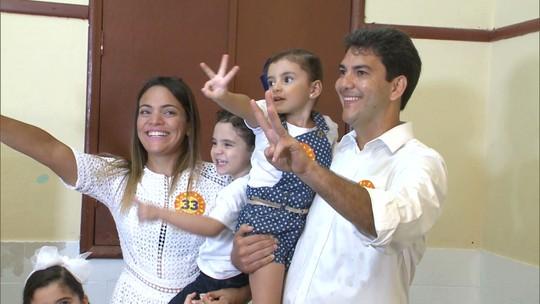 Eduardo Braide (PMN) vota em São Luís