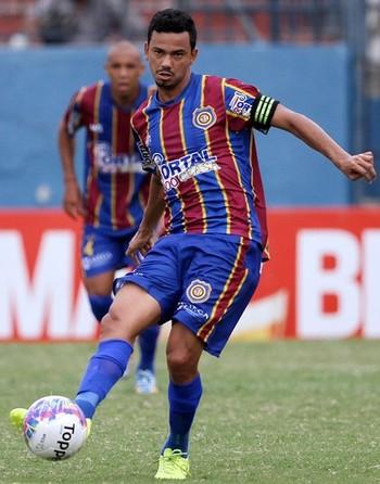 Rodrigo Lindoso, madureira (Foto: Úrsula Nery / Agência Ferj)