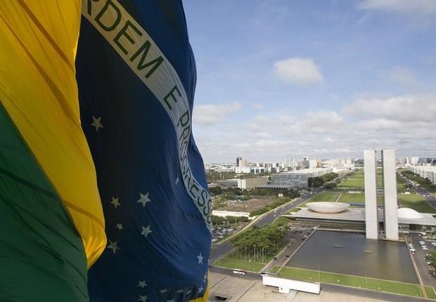 Prédio do Congresso Nacional em Brasília (Foto: Ueslei Marcelino/Reuters)