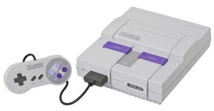 O Super Nintendo contou com grandes jogos de corrida durante sua vida (Foto: Reprodução/Wikipedia)