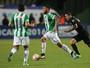 Coxa empata com o Atlético Nacional e segue vivo na Copa Sul-Americana