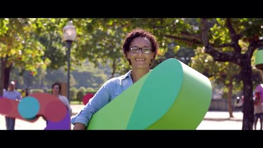 Coordenadora de projeto social da Bahia estrela 2° filme de prestação de contas do Criança Esperança