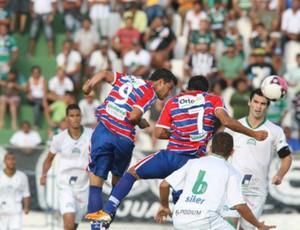 Icasa x Fortaleza pela Série C do Campeonato Brasileiro 2012 (Foto: Normando Sóracles/Ag. Miséria de Comunicação)