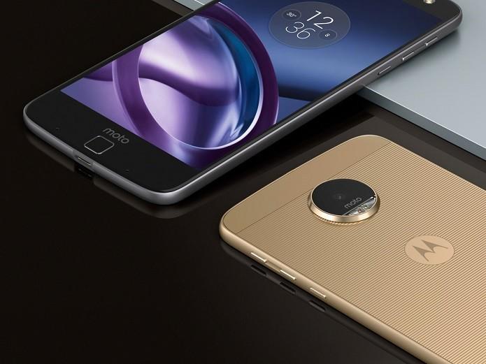 e595ca413 Moto Z vs Moto G 4 Plus  conheça preços e detalhes dos celulares ...