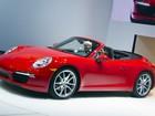 Porsche revela o 911 conversível