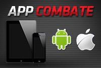 Tenha tudo sobre MMA diretamente no seu tablet ou celular! (Editoria de arte)