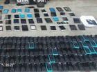 Polícia encontra quase 200 celulares em bebedouro em penitenciária de MT