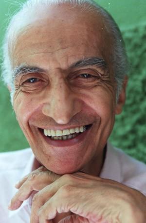 O comediante Jorge Loredo, intérprete de Zé Bonitinho, em foto de março de 1999 (Foto: Agência O Dia/Estadão Conteúdo)