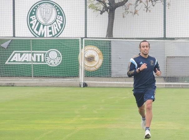Valdivia joga a partida decisiva para a permanência do Palmeiras na série A (Foto: Reprodução globoesporte.com)
