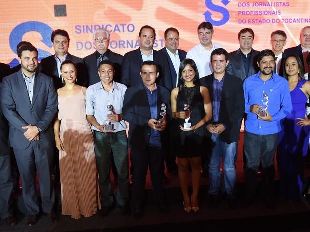 Seis jornalistas do Grupo Jaime Câmara conquistam prêmio Fieto de Jornalismo (Foto: Divulgação/Fieto)