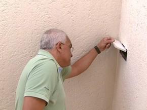 Moradores se sentem prejudicados com atraso de correspondências  (Foto: Reprodução EPTV)