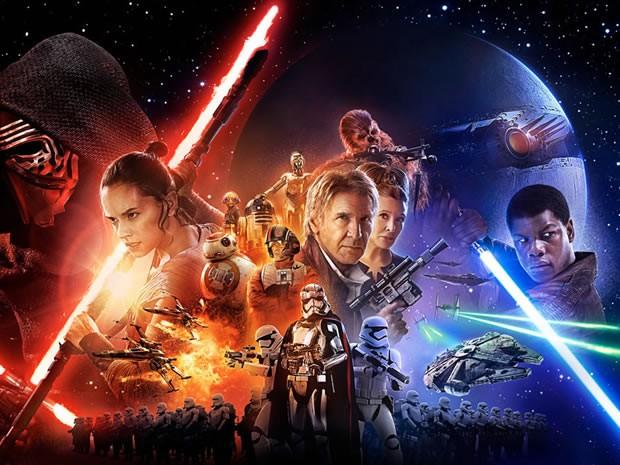 Star Wars - VII – O Despertar da Força  (Foto: Divulgação)