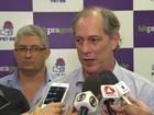 Ciro Gomes acusa Michel Temer de ser 'capitão do golpe'