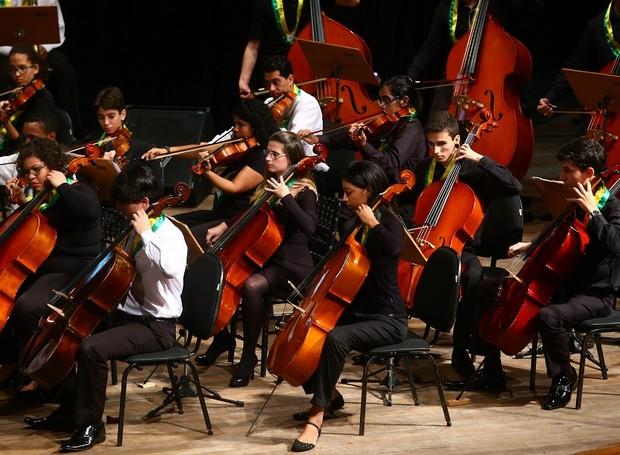 36º Festival Internacional de Música (Foto: Divulgação/RPC)