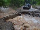 Prejuízos por causa das chuvas ultrapassa R$ 11 milhões no Oeste