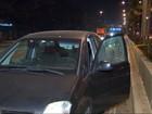 Homem é baleado dentro de carro na Av. do Contorno, em Belo Horizonte