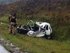 Ao menos seis pessoas morrem em acidentes de trânsito no sábado