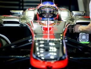 Jenson Button Mclaren gp da austrália (Foto: Agência EFE)
