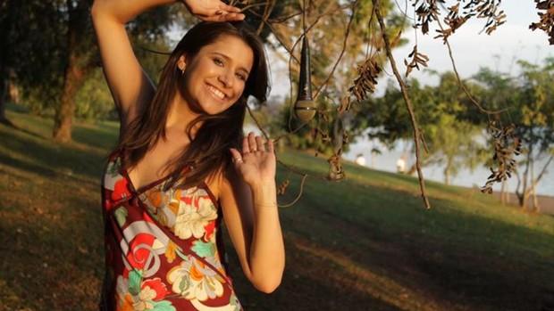 Carla Casarim The Voice Brasil  (Foto: Reprodução/ Redes Sociais)