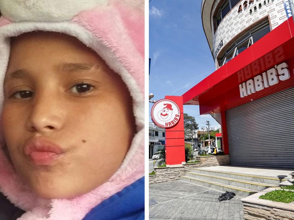Resultado de imagem para Corpo de menino que morreu após confusão no Habib's é exumado em São Paulo