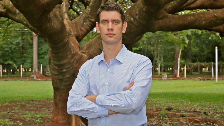 Marcos-Antônio-Matos-Diretor-Geral-do-Cecafé (Foto: Cecafé/Divulgação)