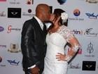 Veja fotos do casamento de Rick, da dupla com Renner