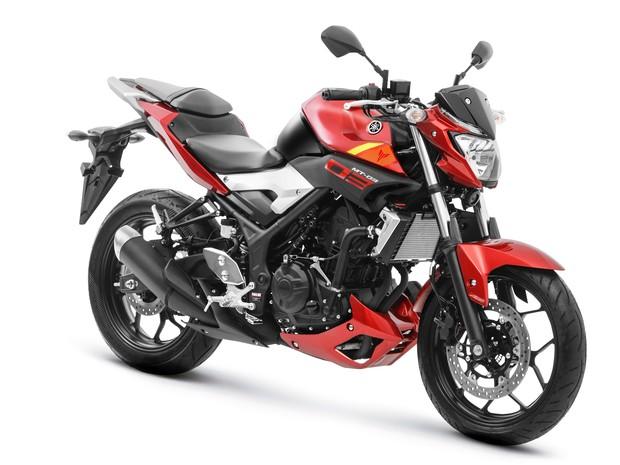 Yamaha MT-03 (Foto: Divulgação)
