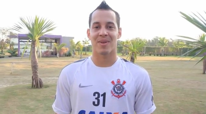 Rodriguinho - meia do Corinthians