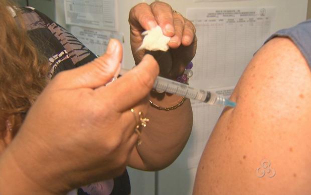 Dados preliminares apontam que mais de 28 mil pessoas já receberam a dose da vacina em Boa Vista (Foto: Bom Dia Amazônia)