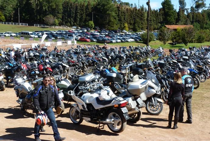 Encontro de motociclistas