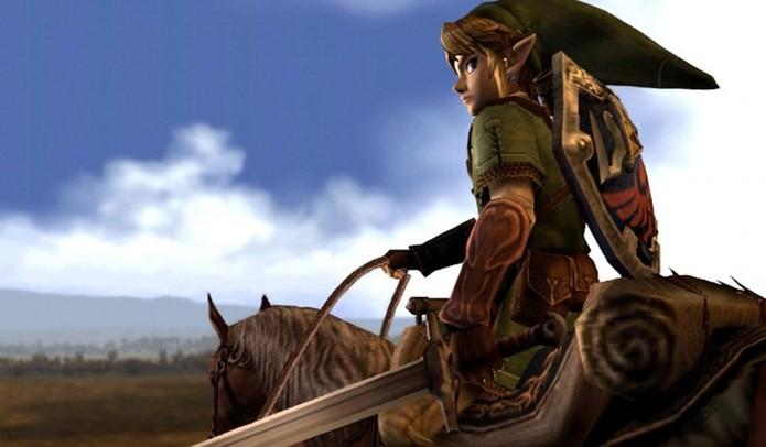 The Legend of Zelda: Twilight Princess HD no Wii U (Foto: Divulgação/Nintendo)