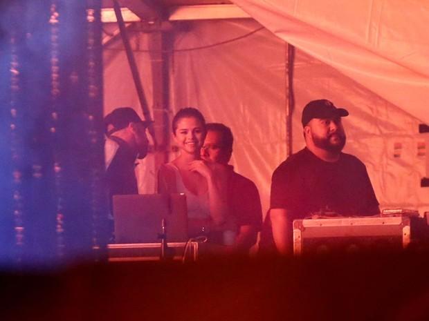 Selena Gomez no Lollapalooza em São Paulo (Foto: Manuela Scarpa/ Brazil News)