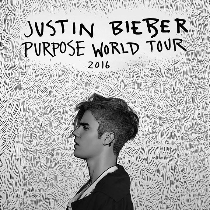 Justin já anunciou as primeiras datas de sua nova turnê mundial (Foto: Divulgação)