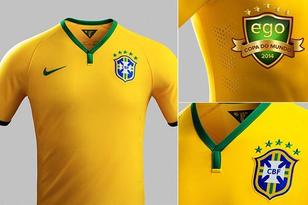 EGO - Confira as camisas das seleções da Copa 2014 e vote na mais ... 80844071ece88