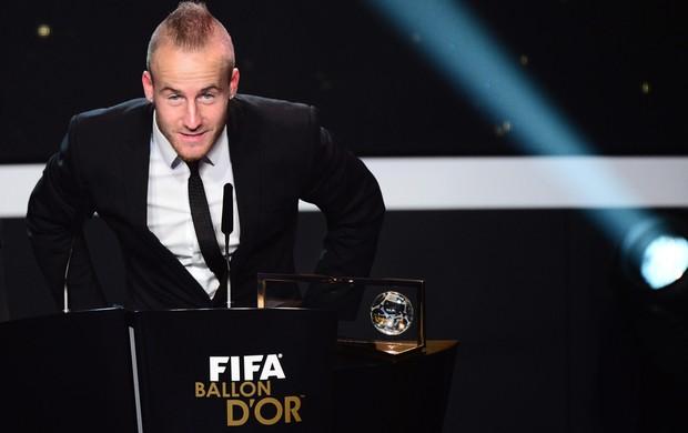 Miroslav Stoch fifa prêmio melhor do mundo bola de ouro (Foto: AFP)