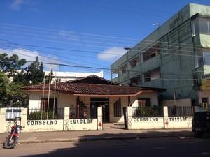 Conselho Tutelar da Zona Sul de Macapá foi acionado para acompanhar o caso (Foto: Abinoan Santiago/G1)