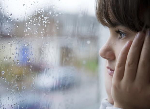tédio; entediado; ansiedade; depressão; tristeza; criança (Foto: Thinkstock)