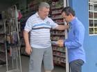 Marquinhos conversa sobre violência com comerciantes em Campo Grande