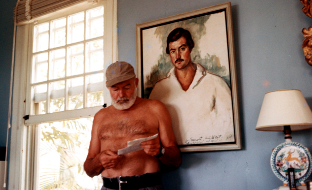 Ernest Hemingway (Foto: Wikimedia Commons)