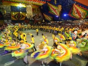 Concursos de Quadrilhas Juninas têm início em Campina Grande (Foto: Divulgação/Prefeitura de Campina Grande)