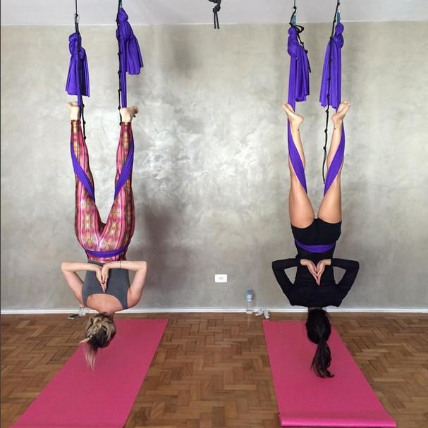 ioga1 (Foto: Reprodução/Instagram)