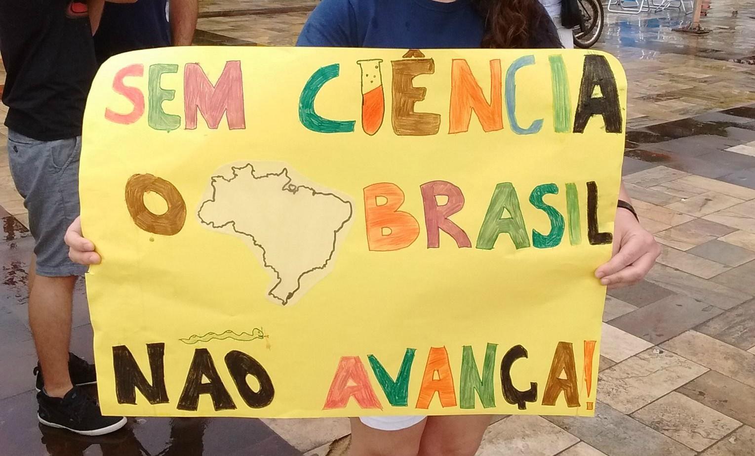 (Foto: Divulgação/Marcha pela ciência)