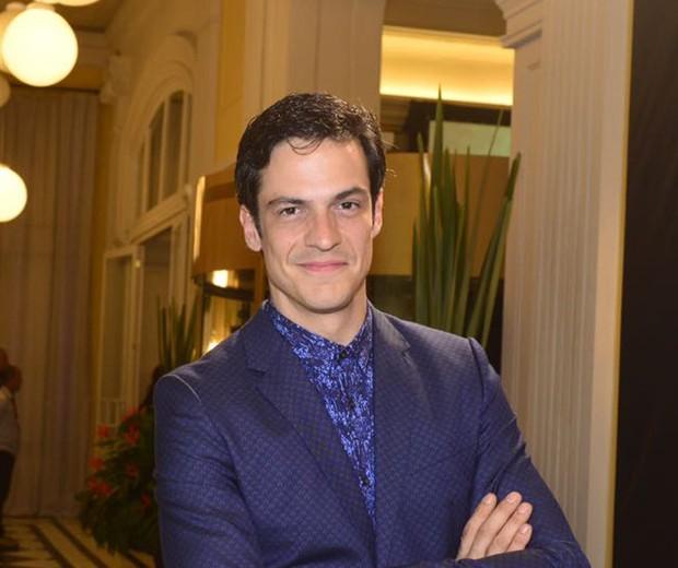 Mateus Solano (Foto: Fábio Cordeiro/ Ed. Globo)
