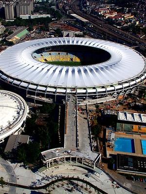 Estádio Maracanã obras concluidas (Foto: Genílson Araújo / O Globo)