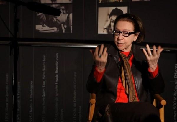 Fernanda Montenegro é uma das artistas que participam do documentário  (Foto: Divulgação)