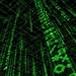 Proteção de Tela: 3D Matrix